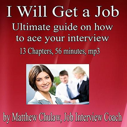 cover of I Will Get a Job, a bonus material
